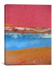 Seascape, Canvas Print