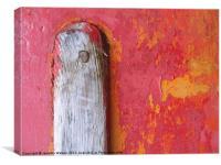 Peel, Canvas Print