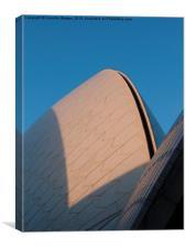 Sydney Opera House, Canvas Print