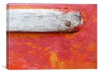 Bit of a Boat 2, Canvas Print
