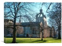 King's College, Old Aberdeen, Canvas Print