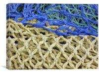 Fishing Nets 2, Canvas Print