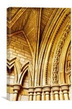 Architectural Aspiration 3, Canvas Print
