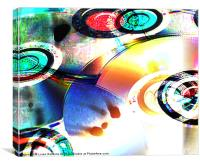 Abstract, Canvas Print