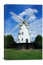 Upminster Windmill Essex, Canvas Print