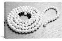 Beads, Canvas Print