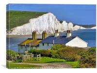 The Seven Sisters, Canvas Print