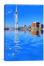 Spinnaker Reflections