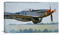 "P-51D Mustang ""Nooky Booky IV"" - Duxford"