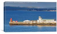 Good Morning Bournemouth, Canvas Print