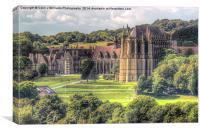 Lancing College Chapel Shoreham West Sussex, Canvas Print