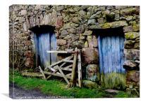 The Doors, Canvas Print