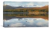 The Northern Corries, Canvas Print