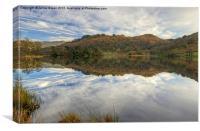 Rydal Water,Lake District, Canvas Print
