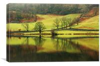 Rydal Water, Canvas Print