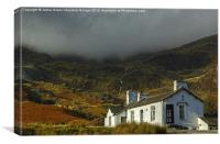 Coppermines Youth Hostel, Canvas Print