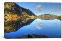 Crummock Water, The Lake District, Canvas Print