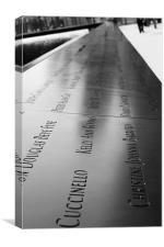 9/11 Never Forgotten, Canvas Print