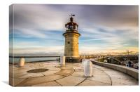 Ramsgate Lighthouse, Canvas Print