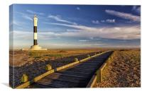Dungeness Lighthouse, Canvas Print