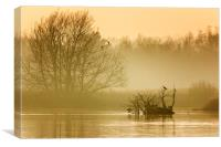 Stodmarsh, Canvas Print