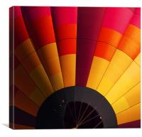 Up Up & Away, Canvas Print