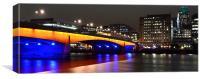 London Bridge 2, Canvas Print