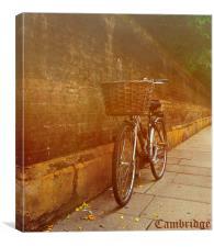 Cambridge, Canvas Print