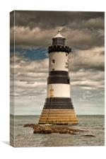 PENMON POINT LIGHTHOUSE (Trwyn Du), Canvas Print