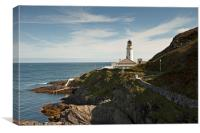Douglas Head Lighthouse (I.O.M.), Canvas Print