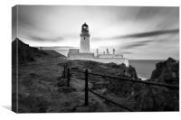 """Douglas Head Lighthouse"", Canvas Print"