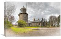 """Bidston Lighthouse"", Canvas Print"