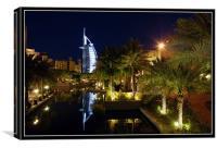 Burj Al Arab, Dubai, Canvas Print