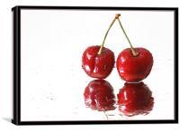Cherries, Canvas Print