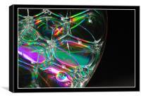 Bubbles, Canvas Print