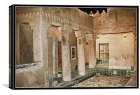 Arab Traditional House