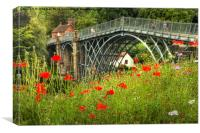 Ironbridge, Canvas Print