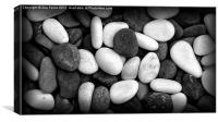 Simply Stones, Canvas Print