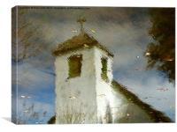 Accadia Memories, Canvas Print
