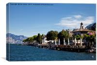 Lake Garda , Canvas Print