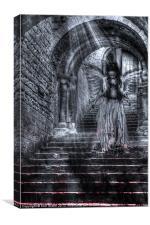 Fallen Angel, Canvas Print