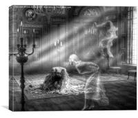 The Haunting, Canvas Print