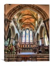St.Leonards Church, Hythe, Kent, Canvas Print