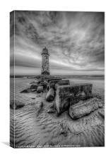 Lighthouse 2, Canvas Print