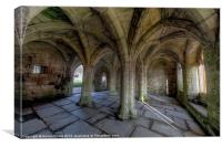 Chapter House, Canvas Print