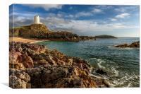Lighthouse Bay, Canvas Print