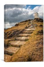 Lighthouse Way, Canvas Print