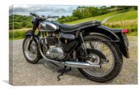 BSA Motor Bike