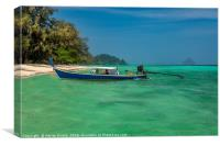 Thailand Vacation, Canvas Print