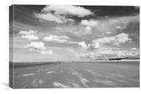 Holme next the Sea, Canvas Print